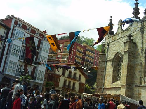 balmaseda mercado medieval