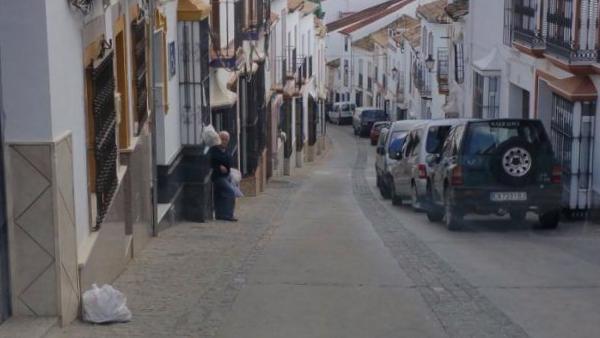 Barrio de la Villa Olvera - Cádiz