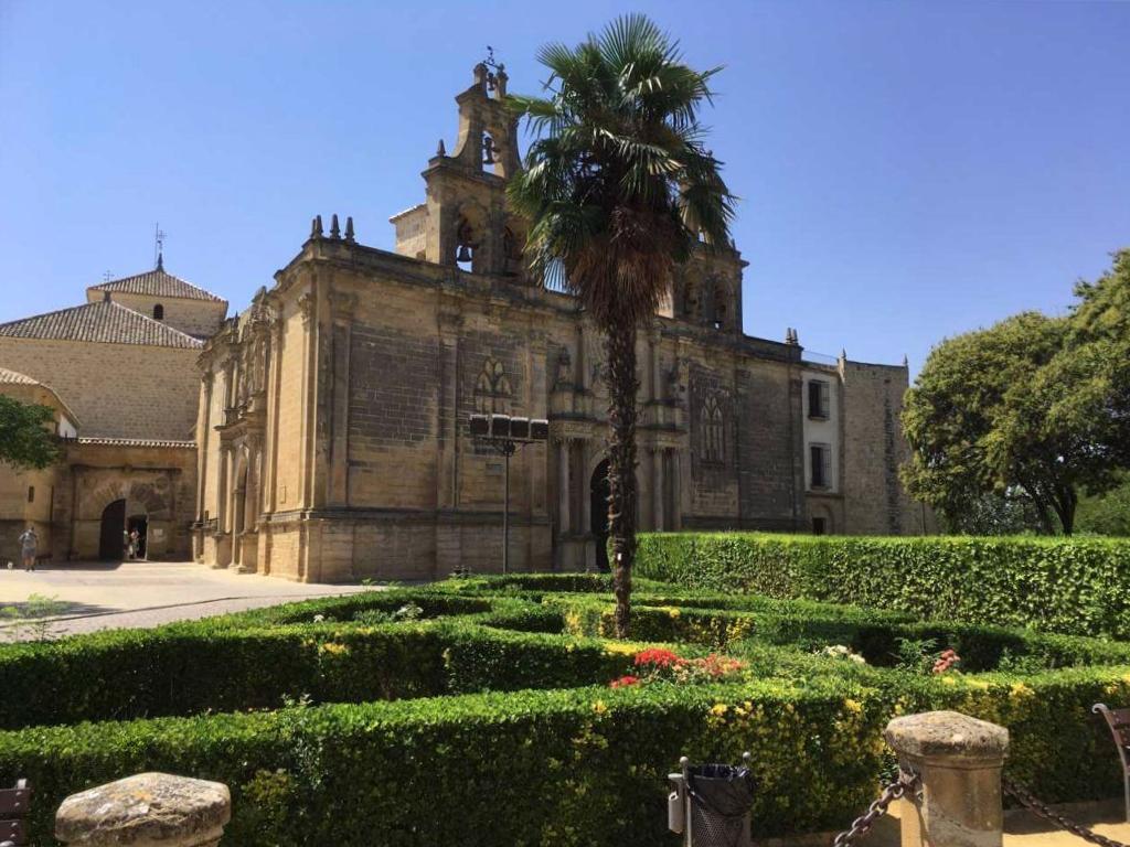 Basílica de los Reales Alcaceres Úbeda - Jaén