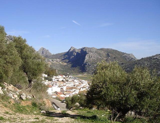 Benaojan - Málaga