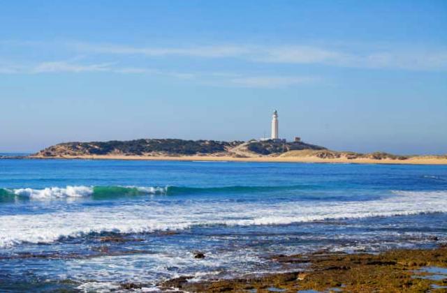 Cabo y Faro de Trafalgar Caños de Meca - Cádiz
