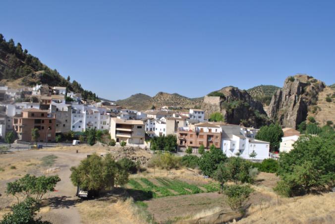 Panorámica Cambil - Jaén