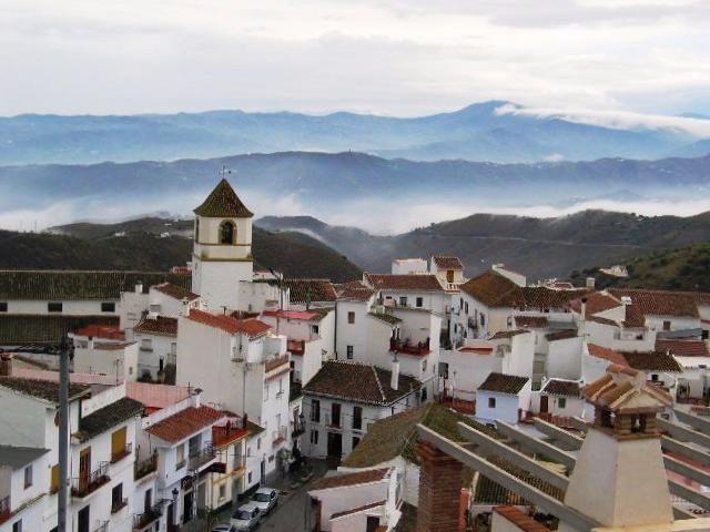 Canillas Aceituno - Málaga