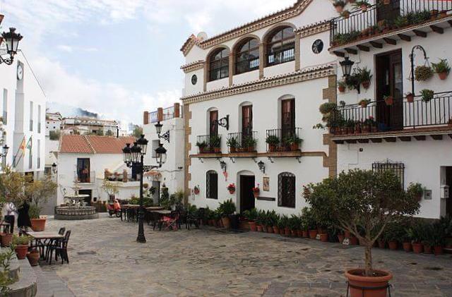 Canillas Albaida - Málaga