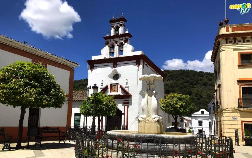 Capilla de la Santísima Trinidad en Almonaster la Real - Huelva