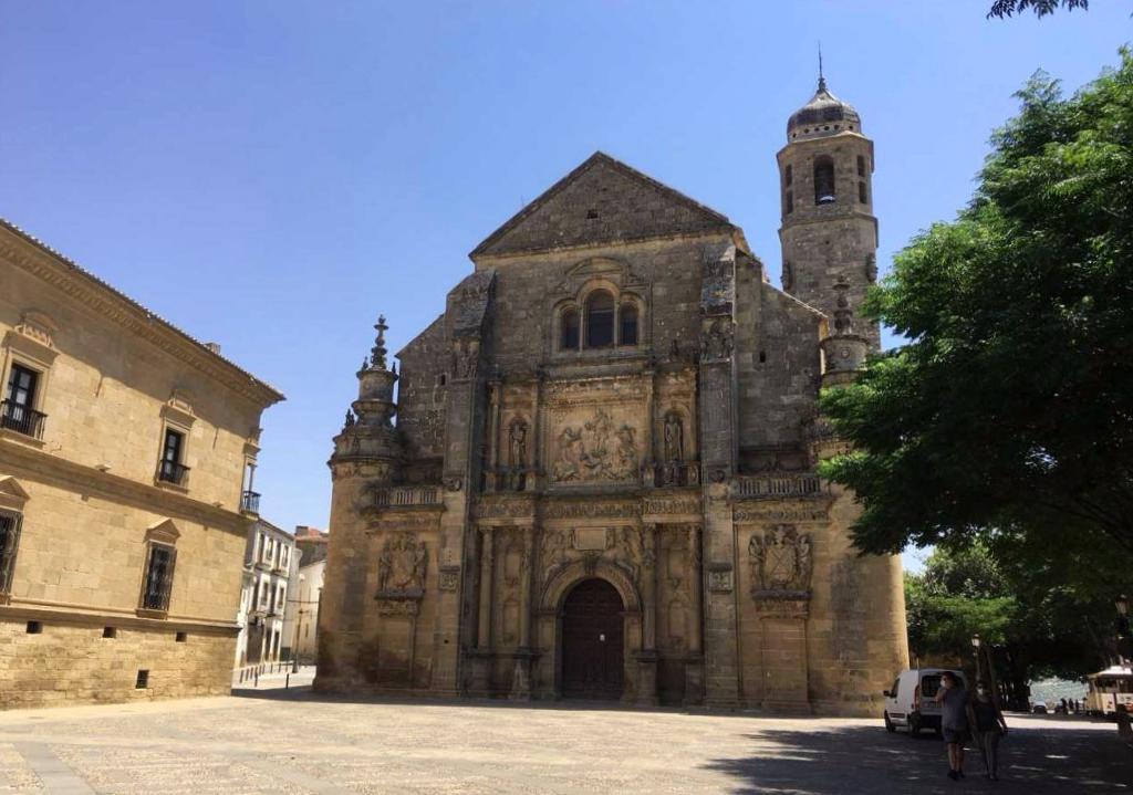 Capilla del Salvador Úbeda - Jaén