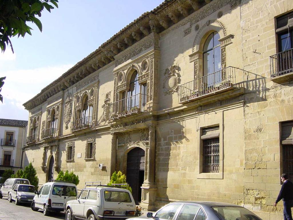 Casa Consistorial de Baeza - Jaén
