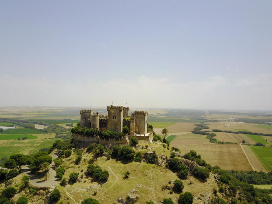 Castillo Almodóvar del Río - Córdoba