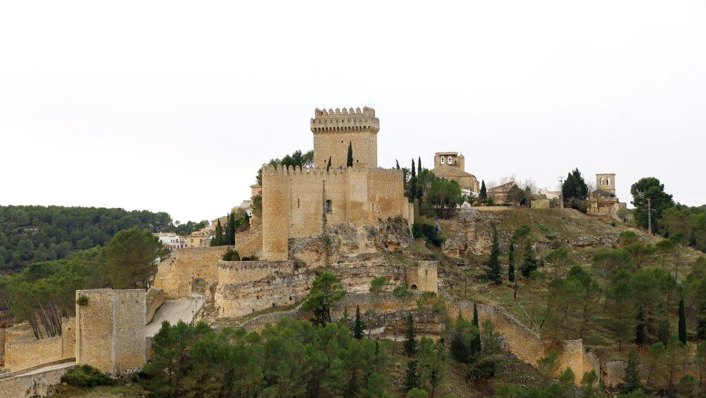 Castillo-Parador de Alarcón
