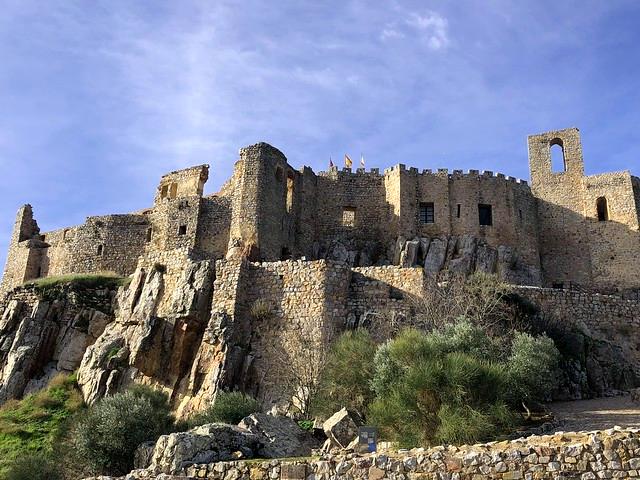 castillo calatrava la nueva