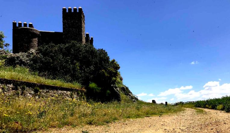 Castillo de Cortegana - Huelva