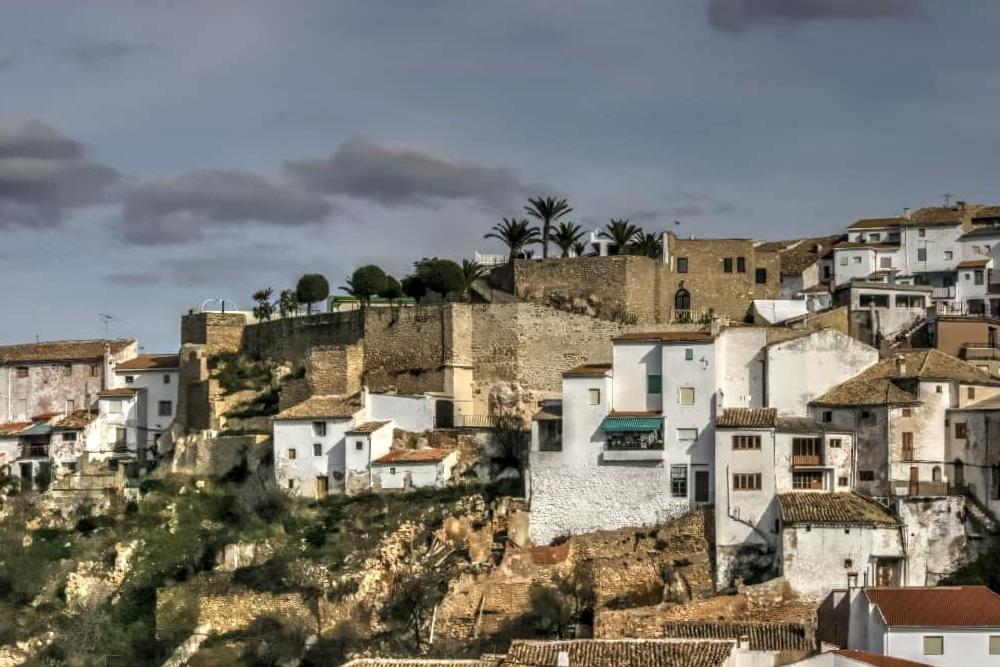 Castillo de Locubin - Jaén