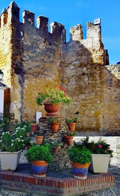Castillo de Iznájar - Córdoba