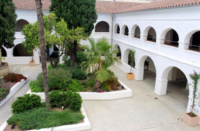 Claustro Convento de Aracena - Huelva