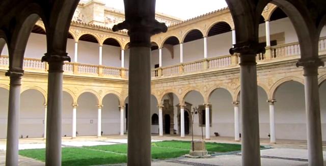 claustro convento asuncion