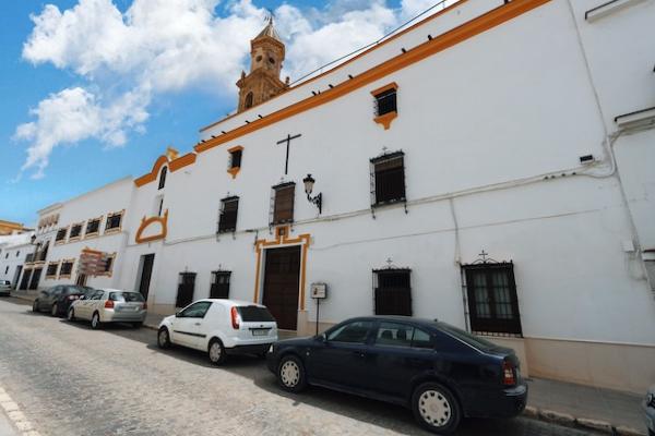 Iglesia Convento del Espíritu Santo Osuna - Sevilla