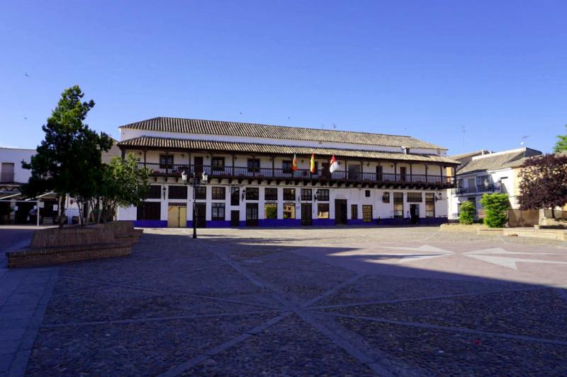 consuegra plaza españa