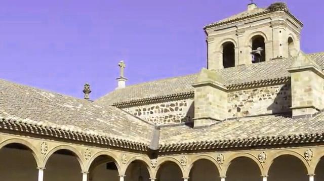 convento asuncion de calatrava
