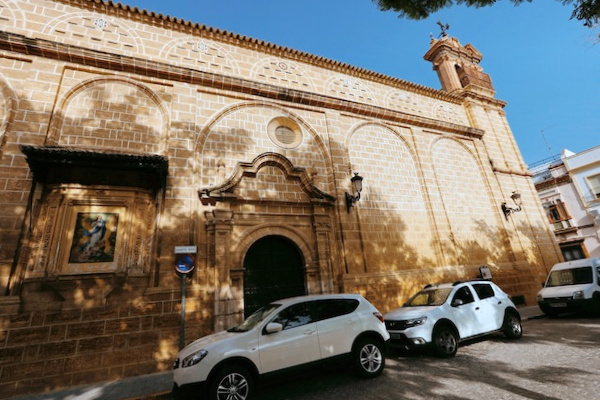 Iglesia Convento de la Concepción Osuna - Sevilla