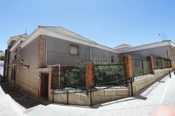 Convento de Santa Clara Alcaudete - Jaén