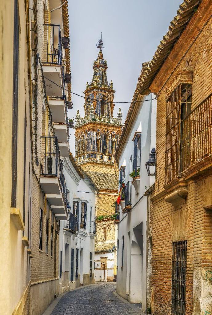 Écija - Sevilla