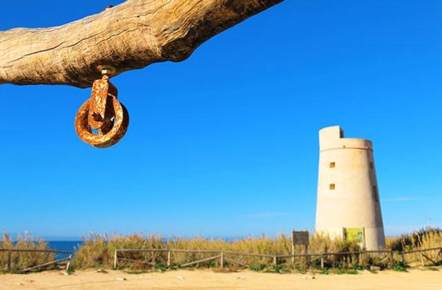 Torre de Playa del Palmar Vejer de la Frontera - Cádiz