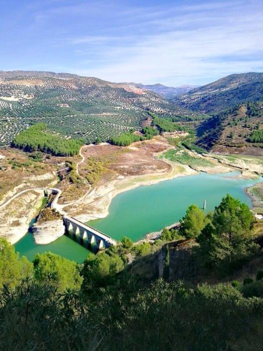 Embalse de Iznájar - Córdoba