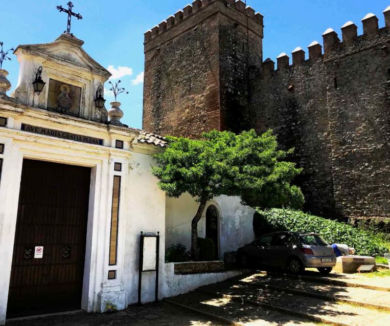 Ermita de la Piedad Cortegana - Huelva