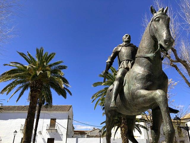 estatua diego almagro