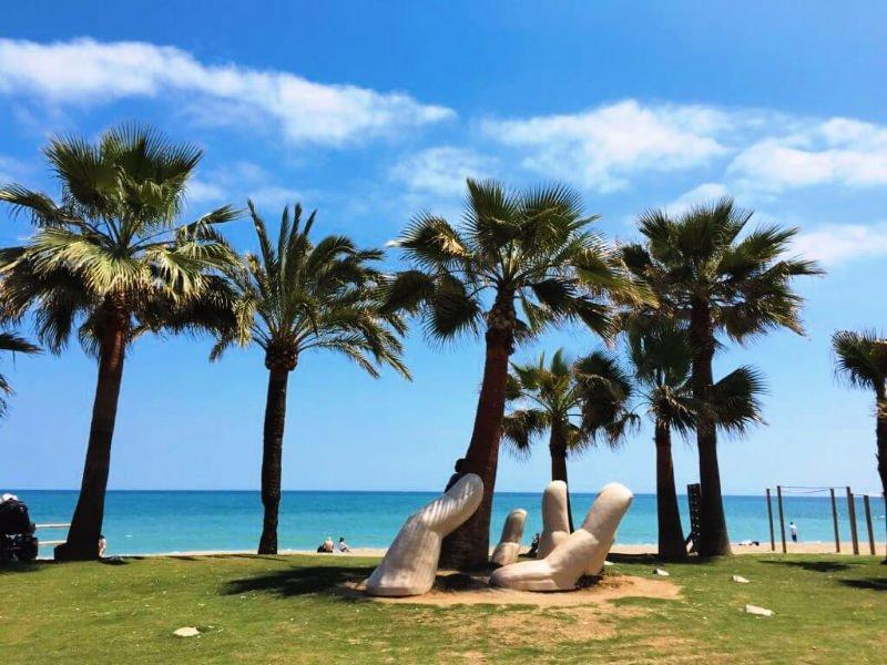 Playa de Fuengirola Málaga