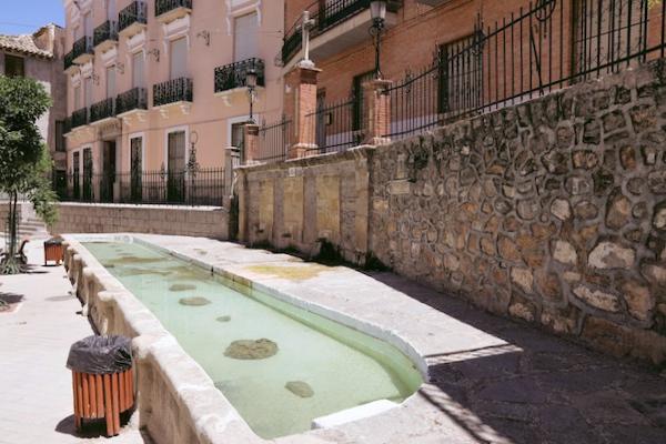 Fuente de la Villa Alcaudete - Jaén