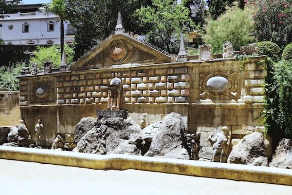 Fuente de la Salud - Priego de Córdoba