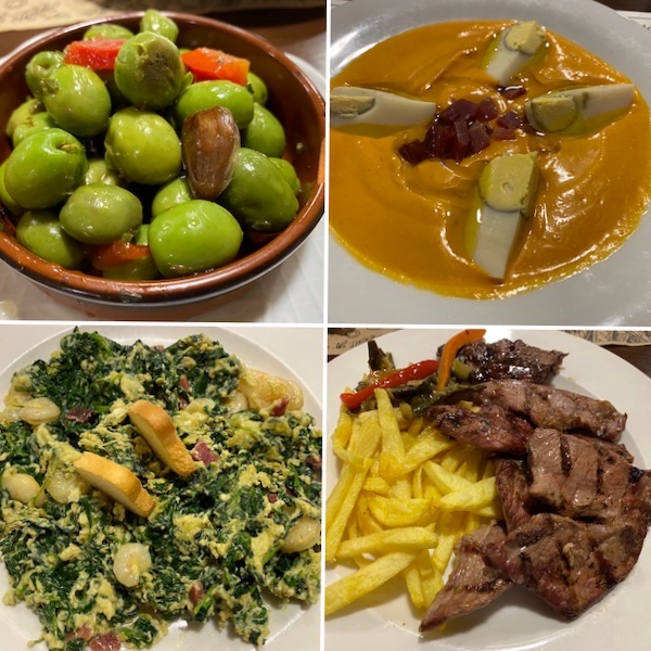 Gastronomía Priego de Córdoba