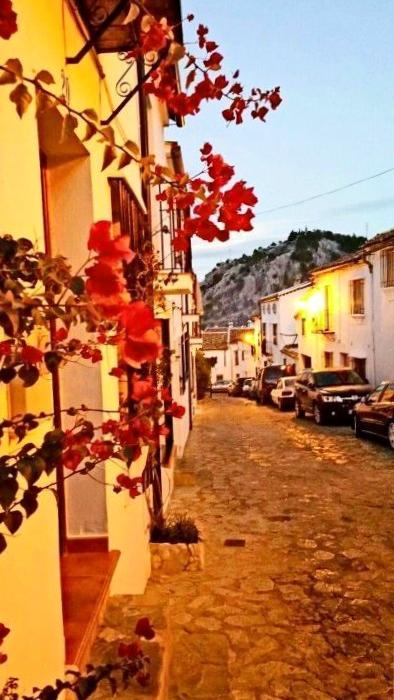 Calle de las Piedras Grazalema - Cádiz
