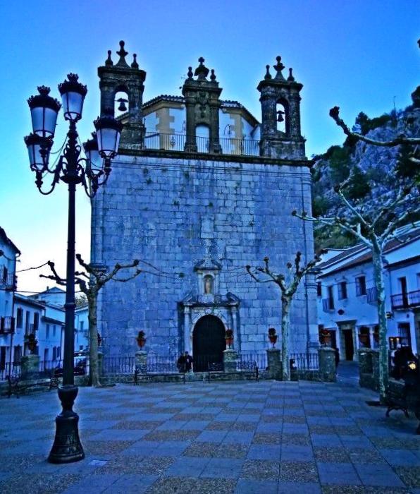 Iglesia de San José Grazalema - Cádiz