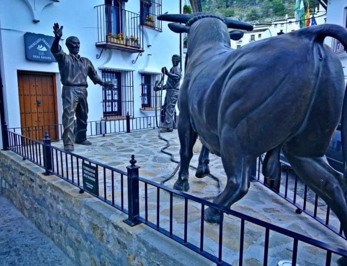 Toro de Cuerda Grazalema - Cádiz