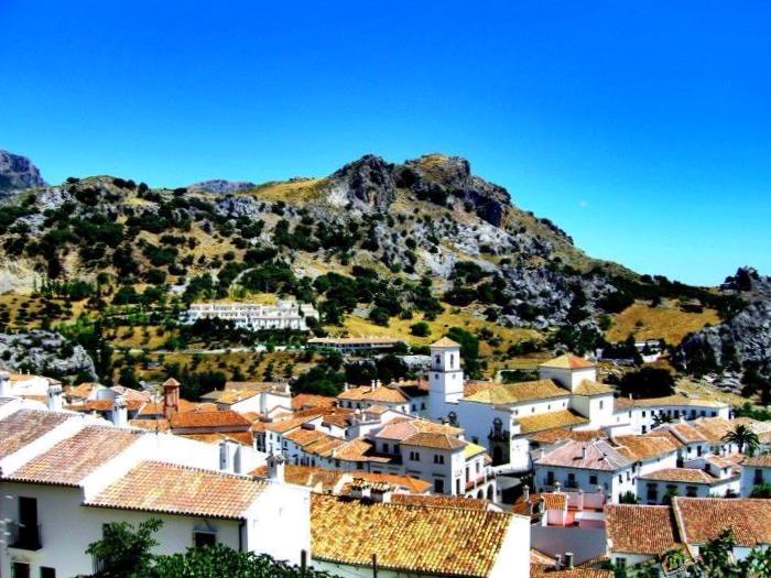 Mirador de los Peñascos Grazalema - Cádiz