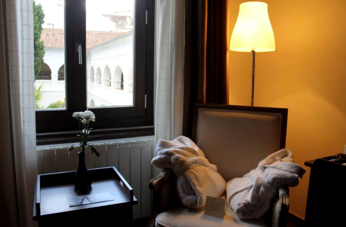 Hotel convento de Aracena - Huelva