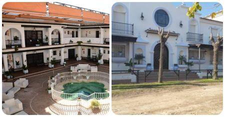 Hotel palacio de Doñana El Rocío - Huelva