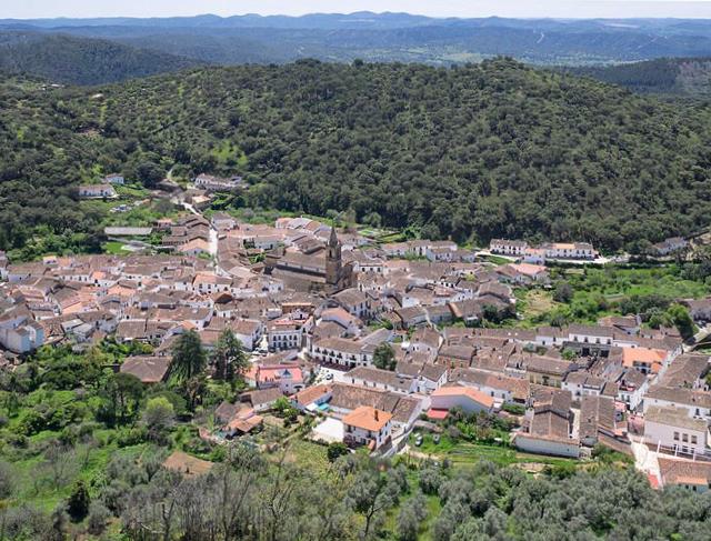 Alájar - Huelva
