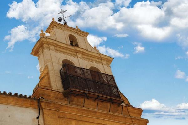 Iglesia Convento de San Pedro Osuna - Sevilla