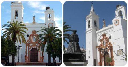 Iglesia de la Asunción en El Rocío - Huelva