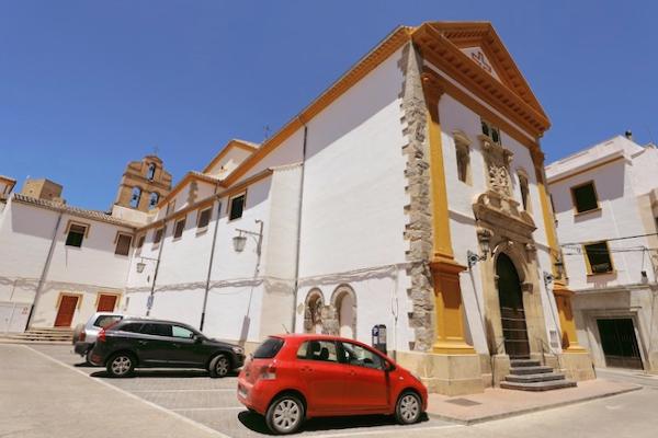 Iglesia de la Encarnación Alcaudete - Jaén