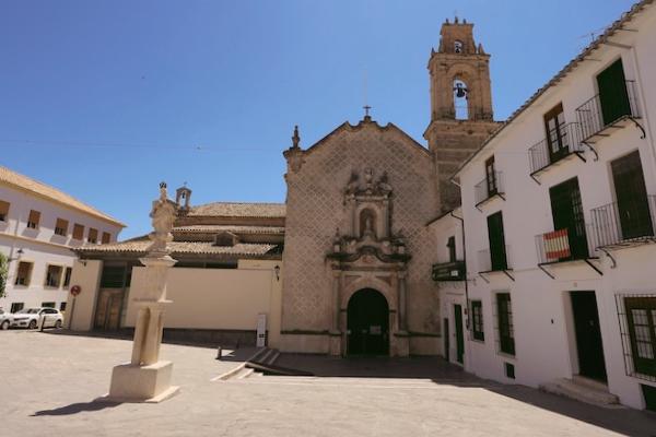 Iglesia de San Francisco - Priego de Córdoba