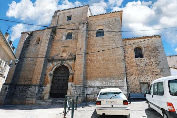 Iglesia de San Pedro Alcaudete - Jaén