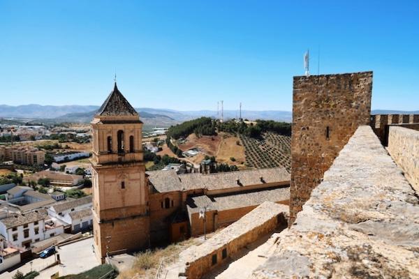 Iglesia de Santa María la Mayor Alcaudete - Jaén