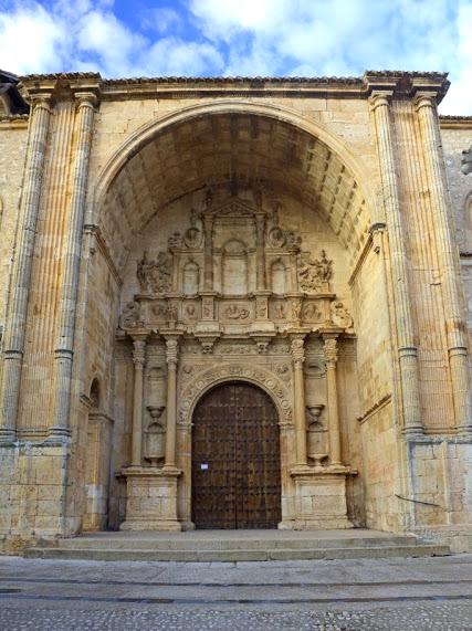 iglesia de santa maria alarcon