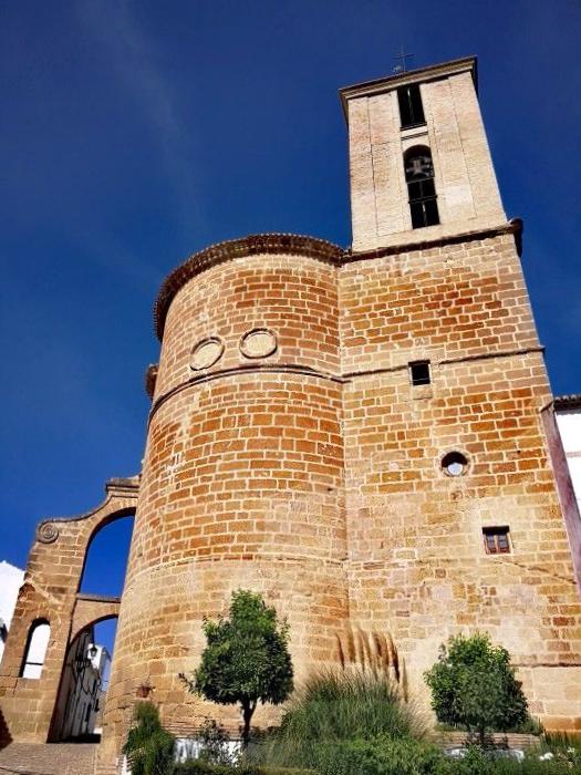 Iglesia de Santiago Iznájar - Córdoba