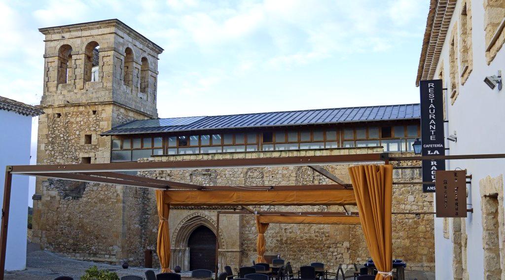 iglesia de santo domingo de silos alarcon