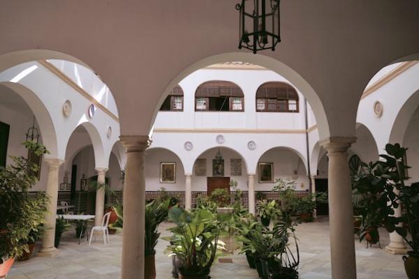 Iglesia Hospital San Juan de Dios - Priego de Córdoba
